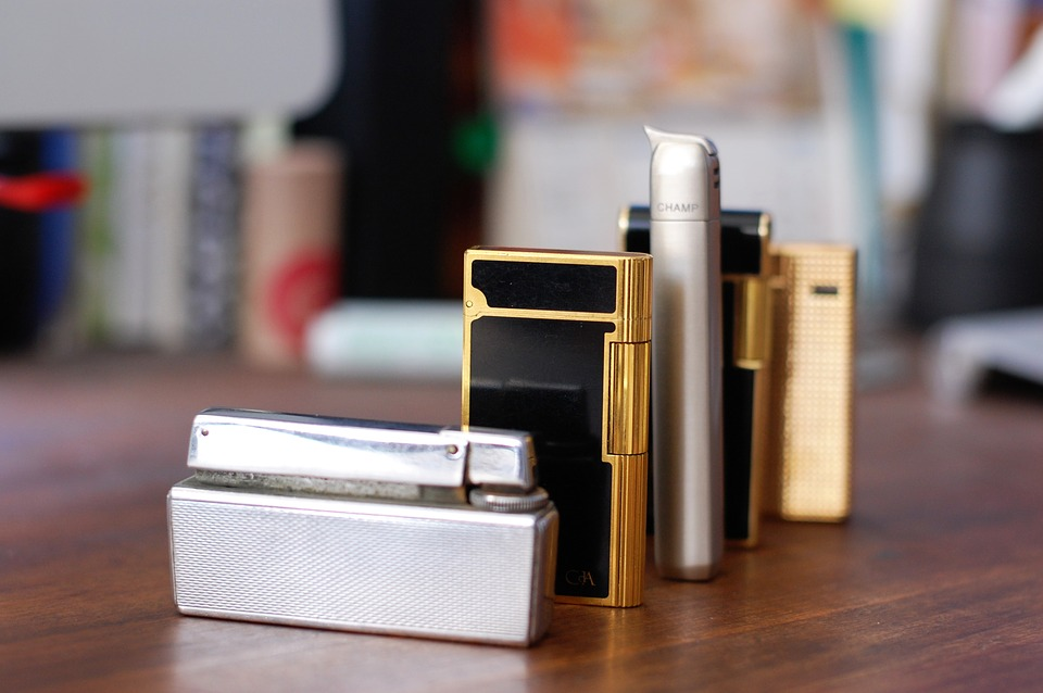 Lighter, Lighters, Collection