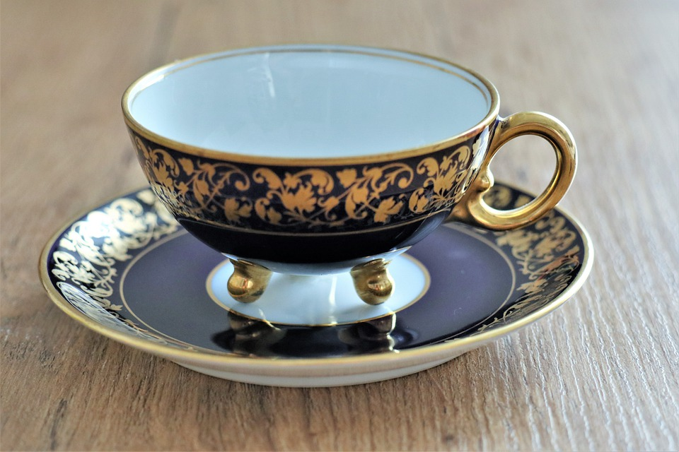 Teacup, Porcelain, Theme, Collection, Souvenir
