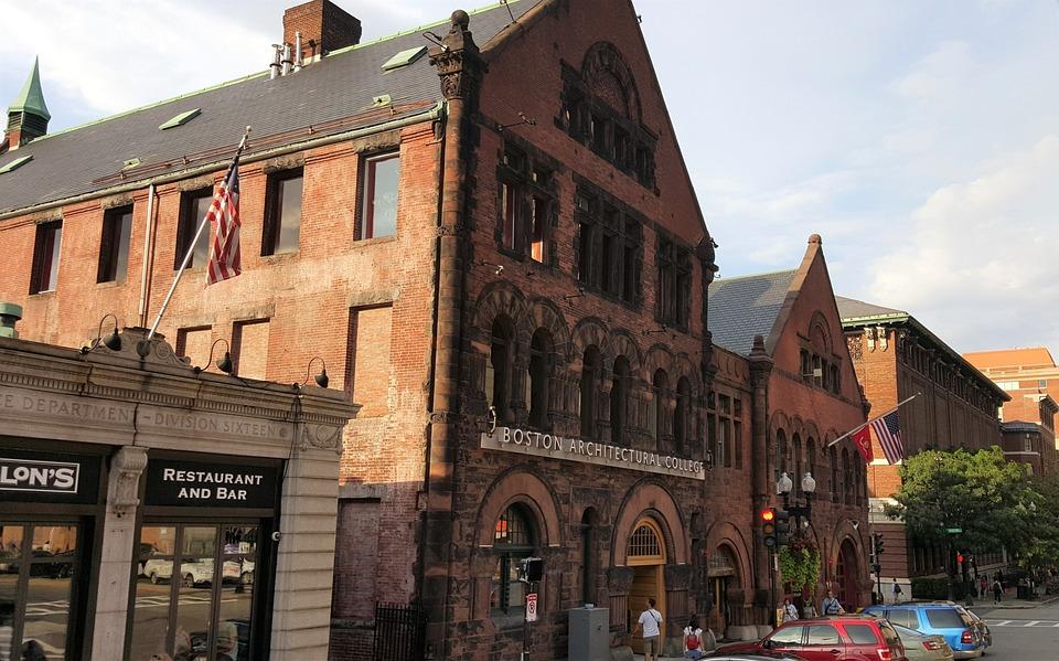 Boston Architectural College, Boston, College