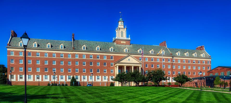 Johnson Hall, Rutgers University, School, College