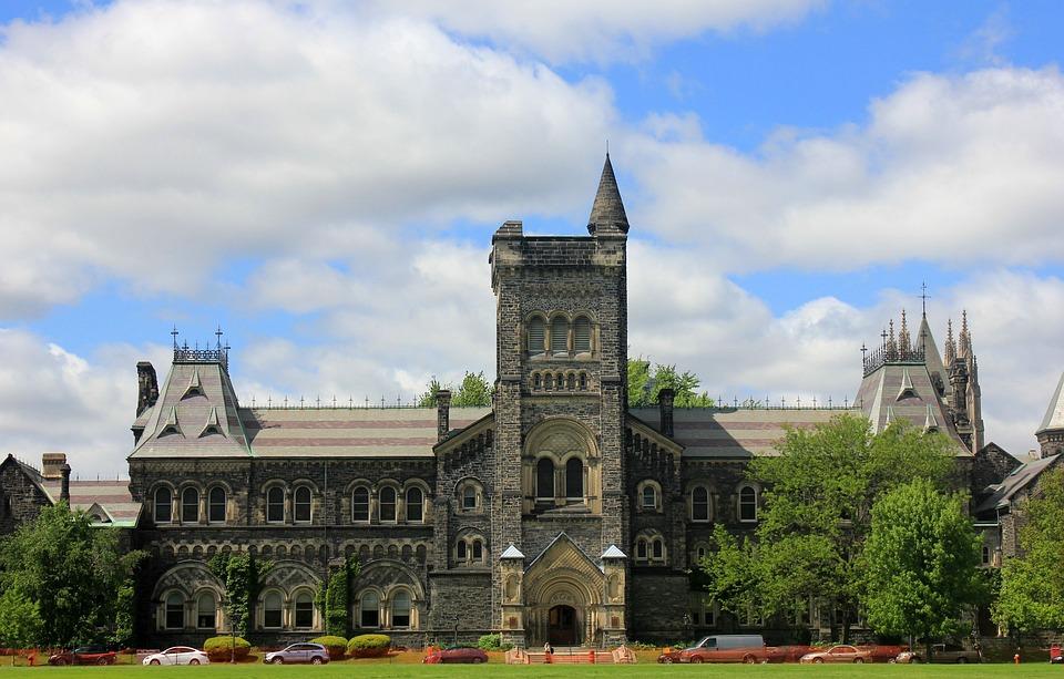 Campus, Ontario, Toronto, College, University, Canada