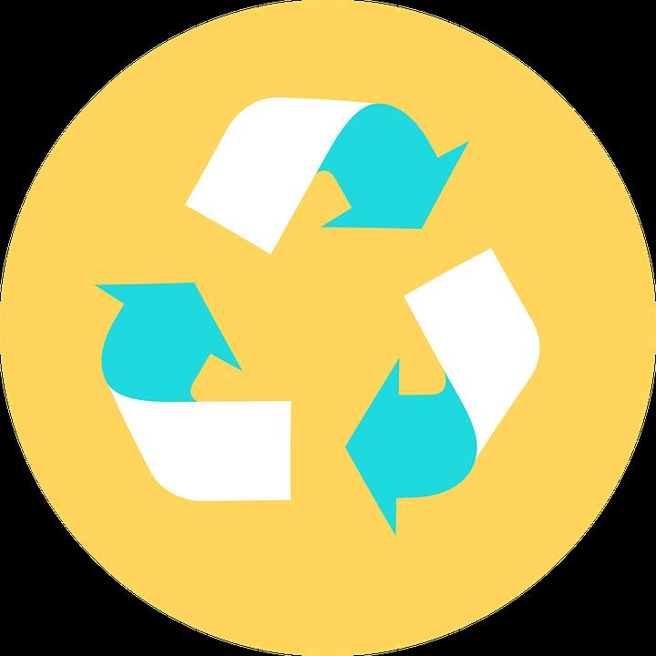 Recycle, Icon, Colo, Delete, Symbol, Environment