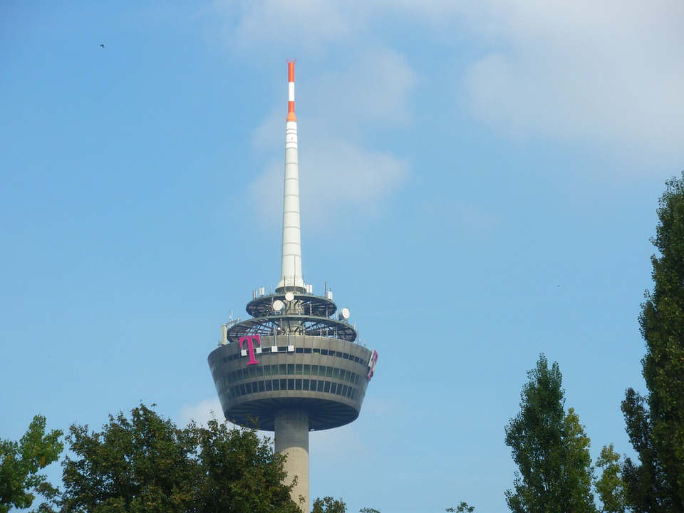 Tv Tower, Cologne, Telecommunication Tower, Colonius