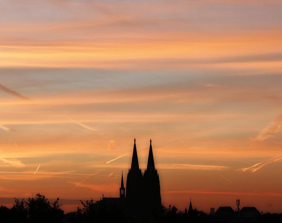Cologne, Dom, Germany, Landmark, Architecture, Church
