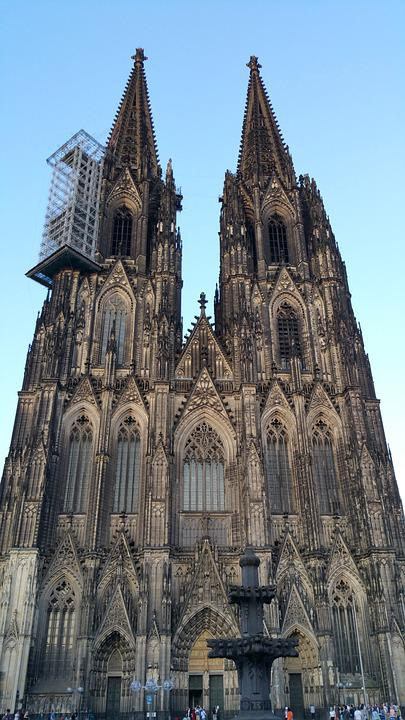 Cologne, City, Germany, Cathedral