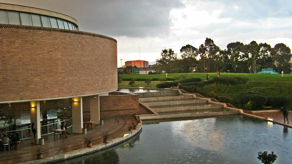 Virgilio Barco Library, Bogota, Bogotá, Colombia