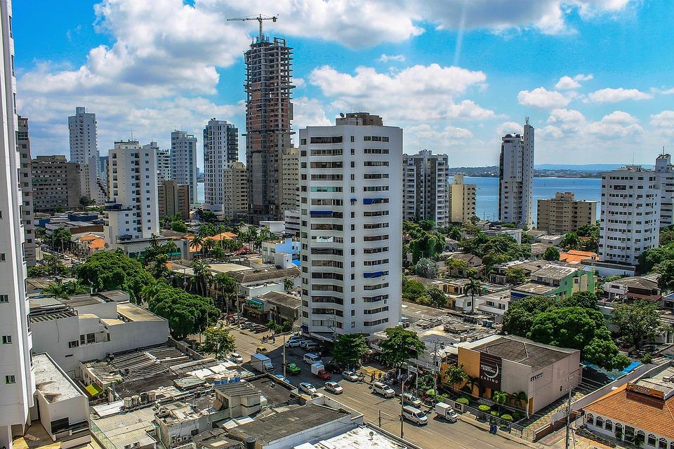 New Town, Colombia, Cartagena De Indias