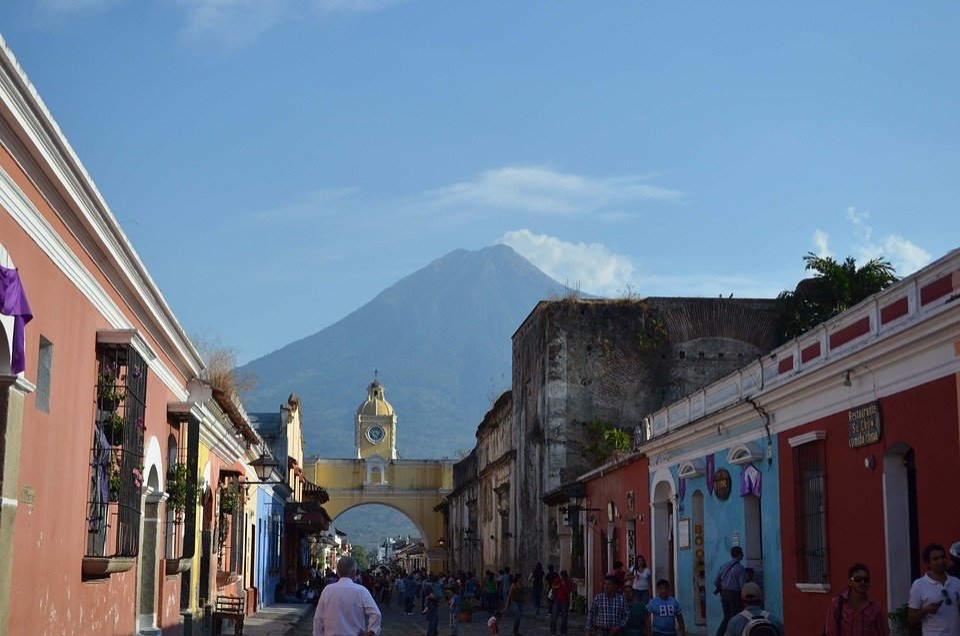Antigua Guatemala, Colonial City, Guatemala