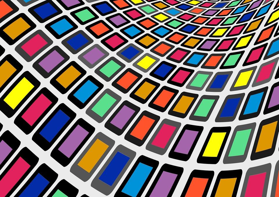 Color, Chromaticity Diagram, Color Table, Arrangement