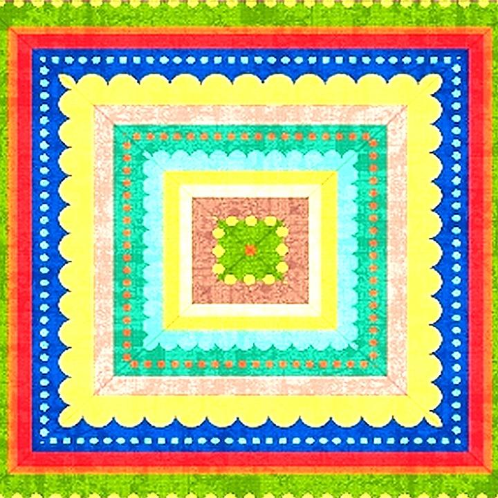 Background, Pattern, Color