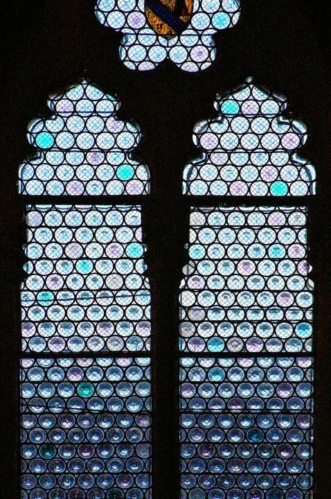 Church, Window, Glass, Color, Colored Glass, Light