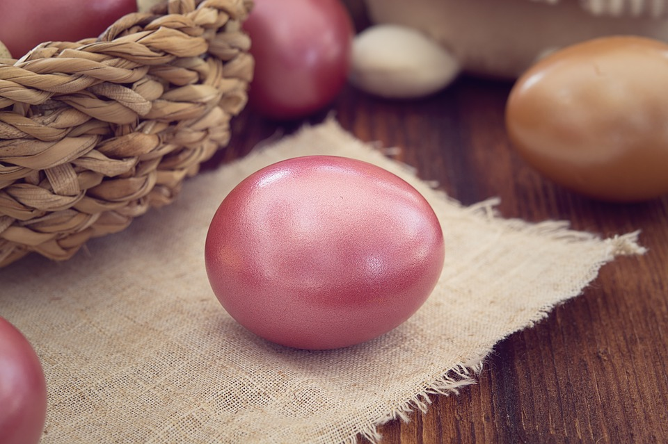 Easter Egg, Colored, Color, Colored Egg, Hen's Egg