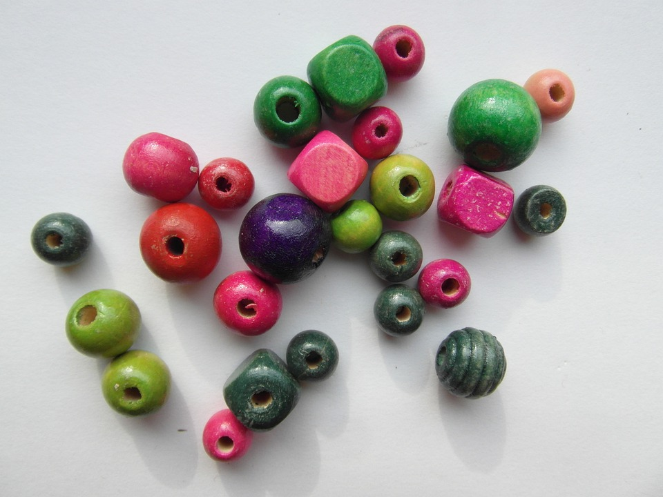 Wood Beads, Colorful, Color, About, Wood Jewelry