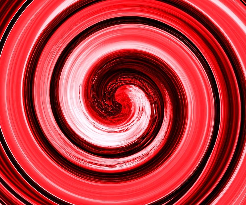 Swirls, Colorful, Color, Design, Decoration, Pattern