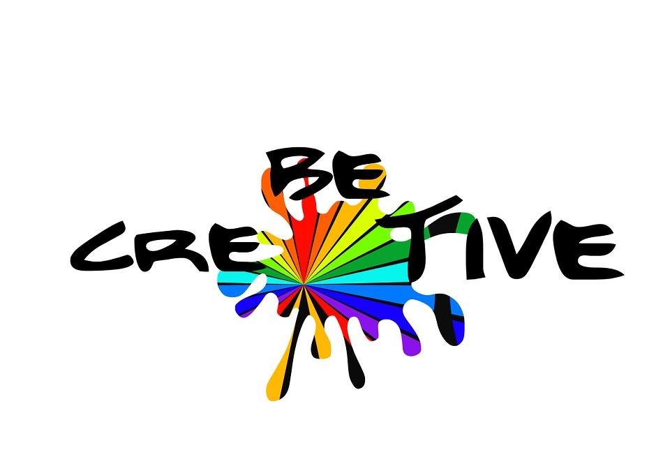 Creativity, Color, Dab, Embroidery, Creative, Original