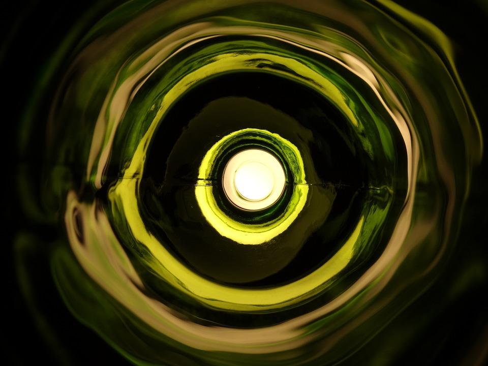 Glass, Glass Effects, Back Light, Transparent, Color