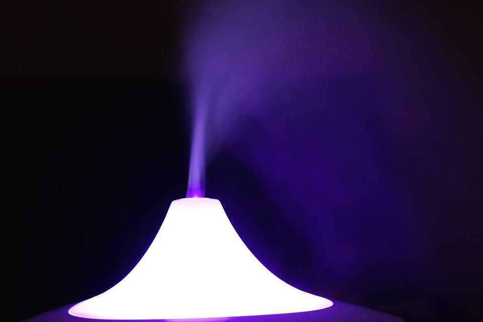 Light, Smoke, Color, Led, Humidifier, Mood