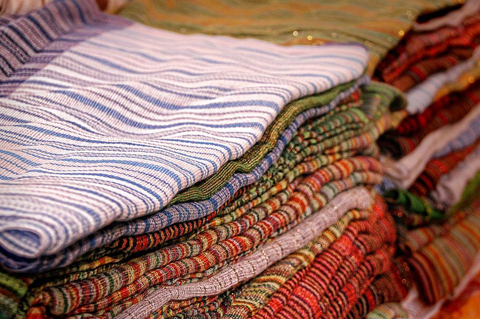Fabric, Colorful, Morocco, Color, Red, Cloth, Wool