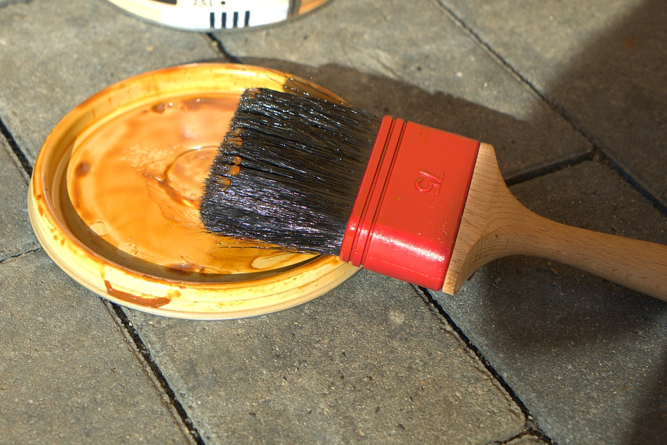 Brush, Renovate, Color, Paint, Painter, Tool, Painting