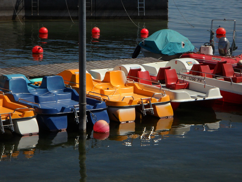 Pedal Boats, Pedal Boat, Pedal Boat Rentals, Color
