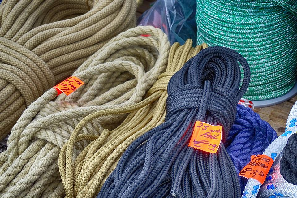 Rope, Color, Structure