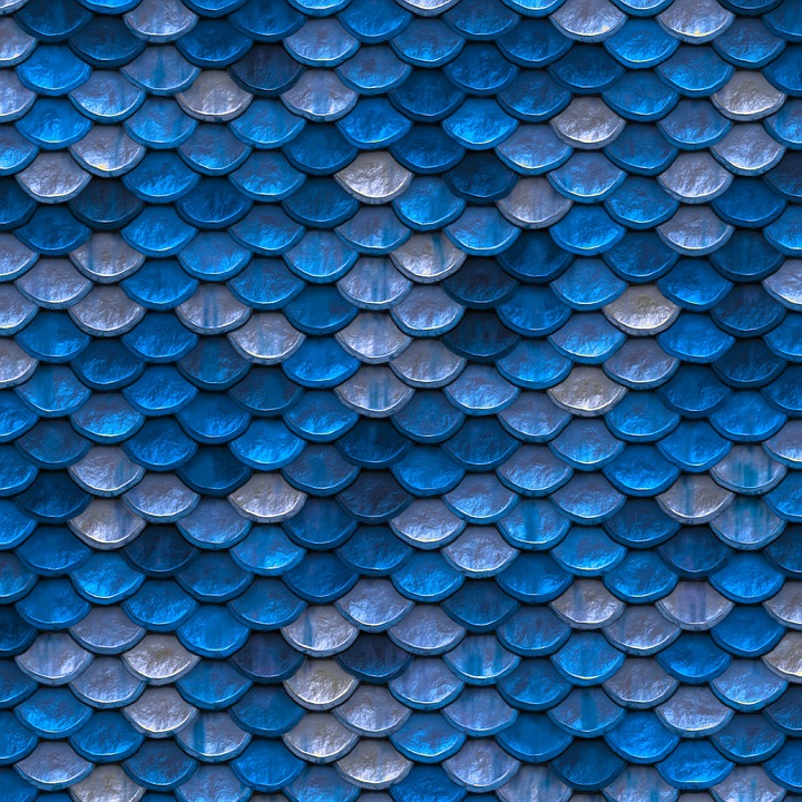 Background Image, Scale, Blue, Color, Metallic, Pattern