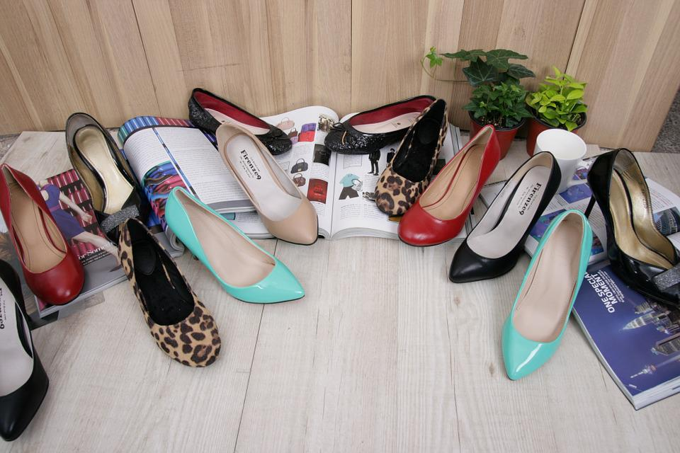 High Heels, Shoe, Color, Shoes, Dress Shoes, Black Shoe