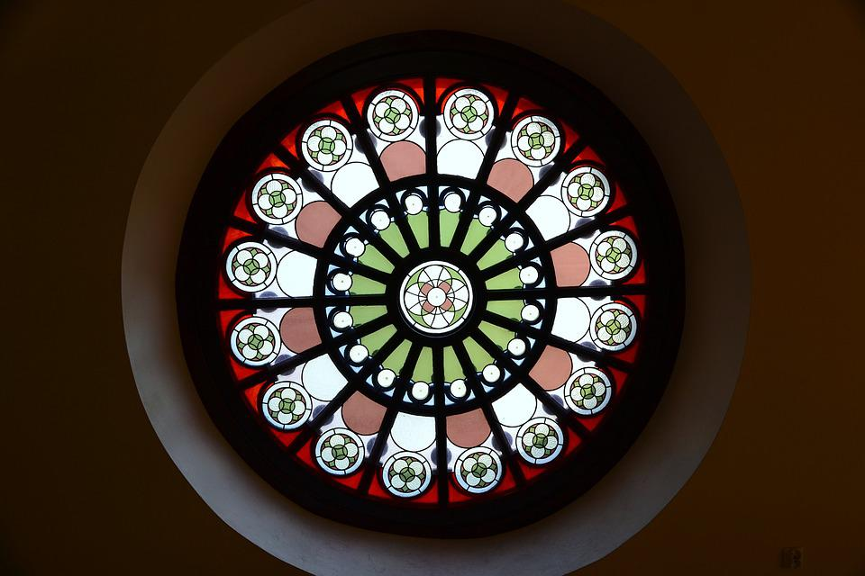 Color, Light, Glass, Stained Glass Window, Window
