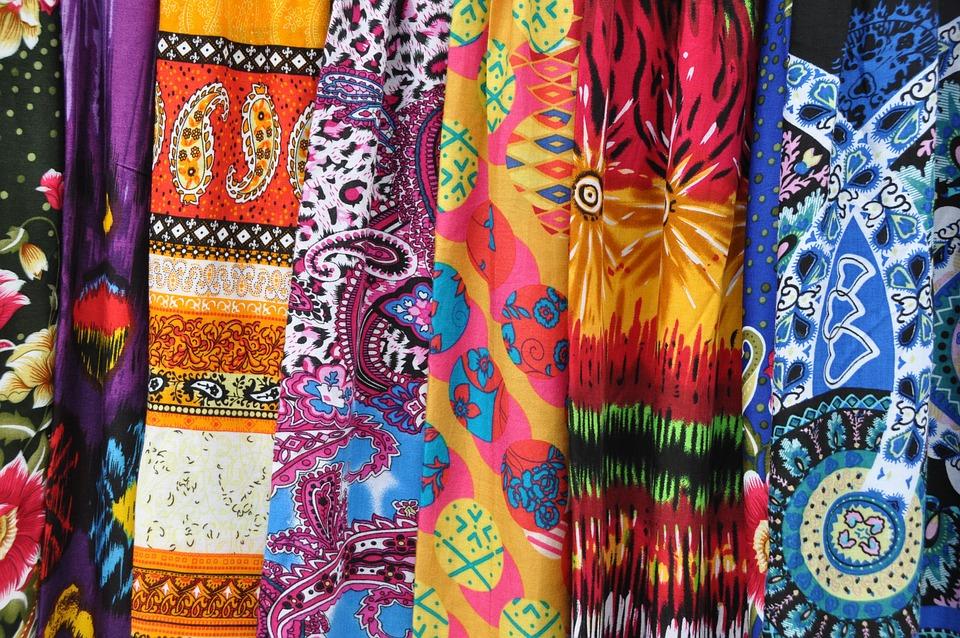 Color, Beach, Travel, Textile, Pattern