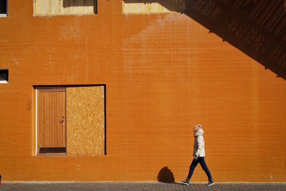 City, Color, Composition, Girl, Travel, Traveller
