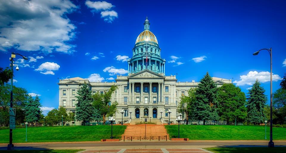 Colorado, State Capitol, Building, Architecture