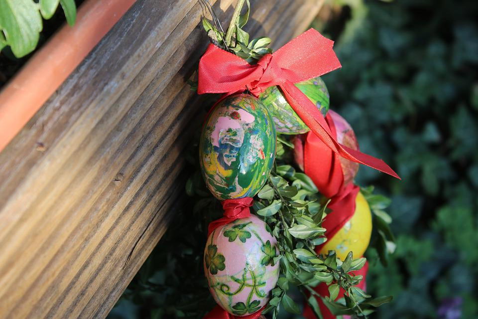 Easter, Easter Eggs, Egg, Colorful, Colored, Spring