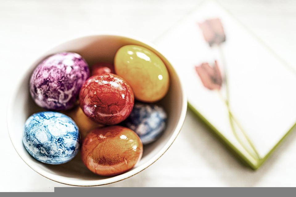 Easter, Easter Eggs, Decoration, Eggs, Colored Eggs