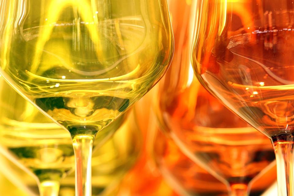 Colored Glass, Wine Glasses, Color, Glass, Colorful