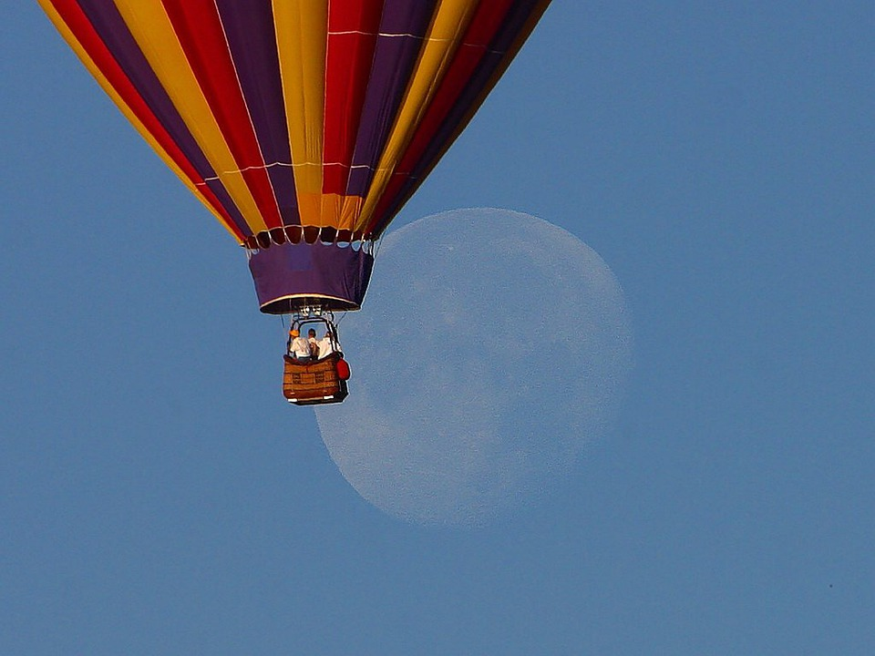 Ballons, Hot Air Balloon, Air Sports, Fly, Colorful