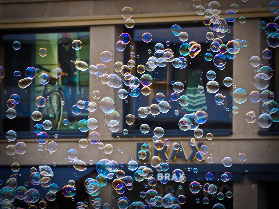 Soap Bubbles, Blow, Colorful, Make Soap Bubbles, Float