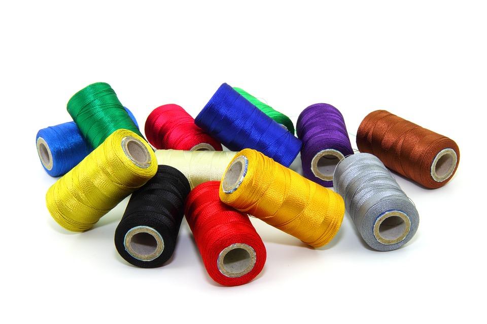 Bobbin, Color, Colorful, Cotton, Craft, Embroidery