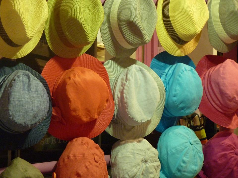 Hat, Colorful, Color, Bright, Headwear, Bright Colours