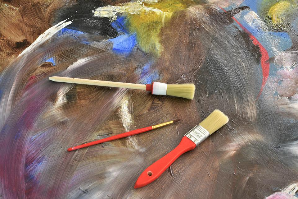 Paint, Draw, Color, Art, Brush, Artists, Colorful
