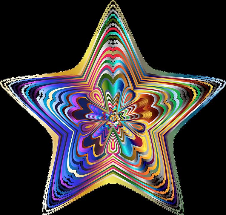 Colorful, Prismatic, Chromatic, Rainbow, Shiny