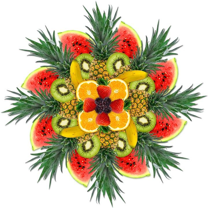 Cocktail, Fruit, Background, Color, Colorful, Dessert