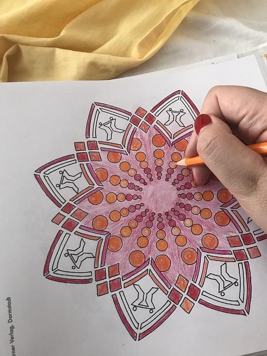 Send It, Paint, Creativity, Relax, Colors, Colorful