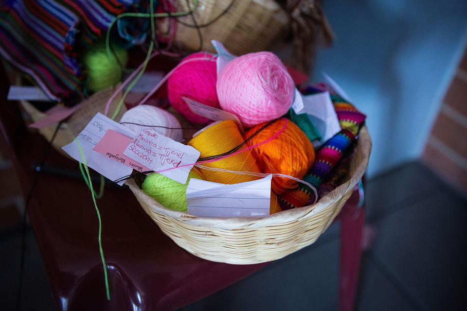 Yarn, Colorful, Knitting, Craft, Creative, Create