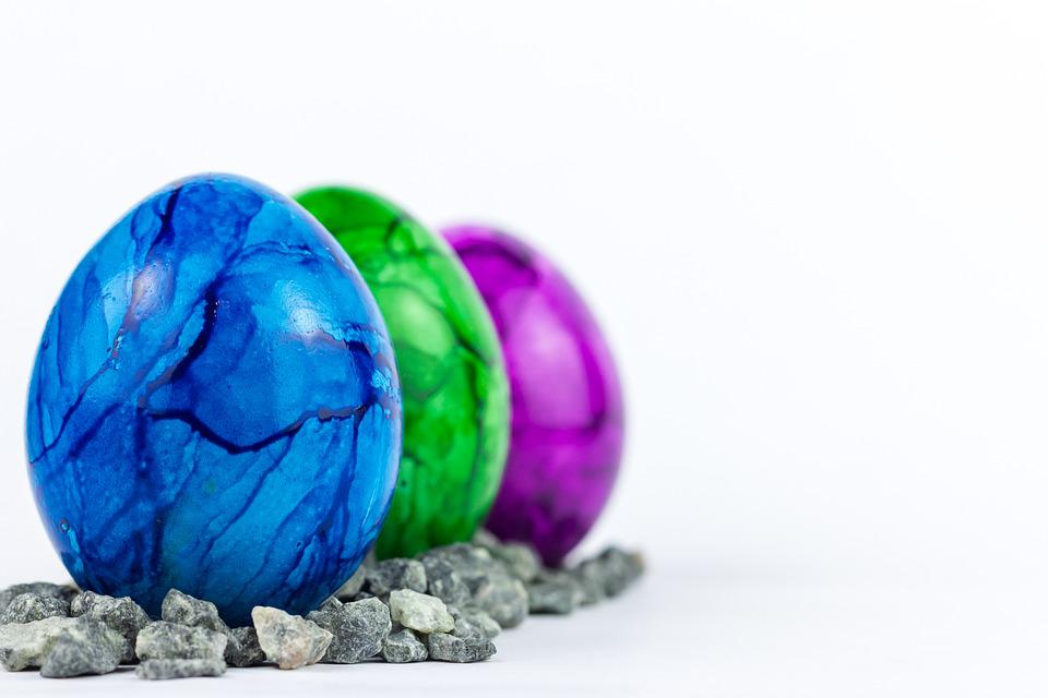 Easter Eggs, Easter, Happy Easter, Egg, Colorful