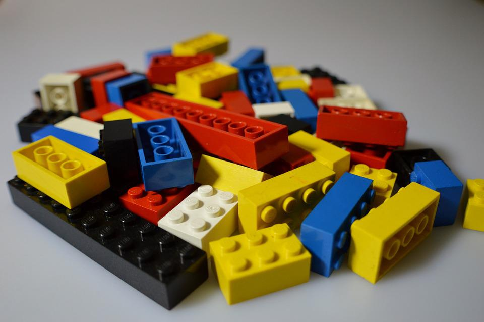 Lego, Children, Toys, Colorful, Play, Building Blocks