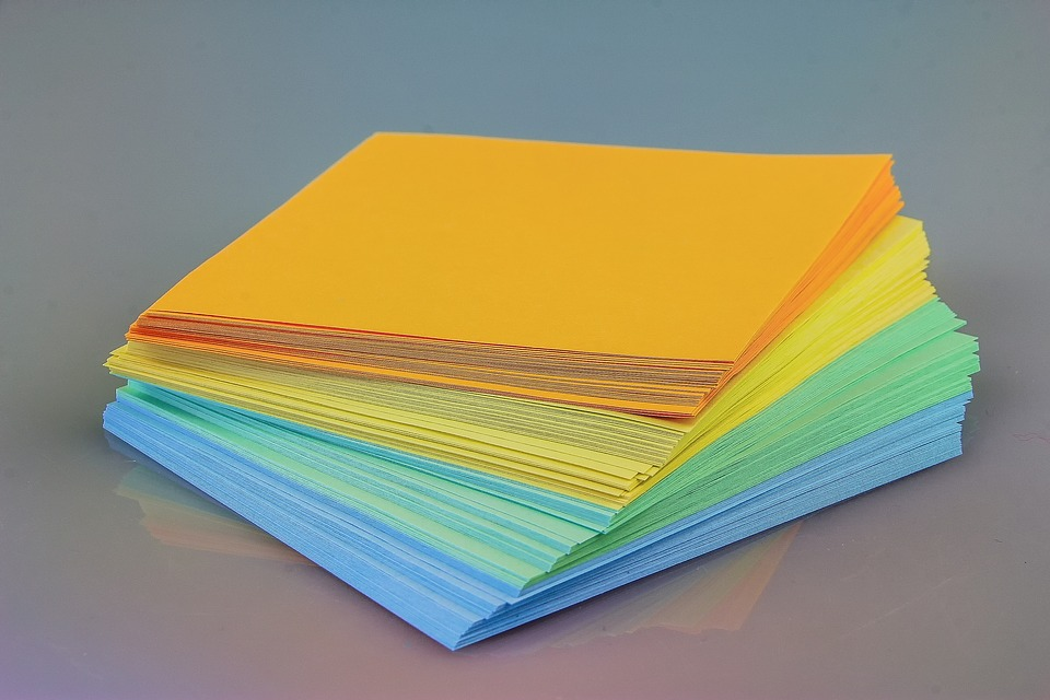Office, Leave, Post It, Colorful Paper, Notes, List