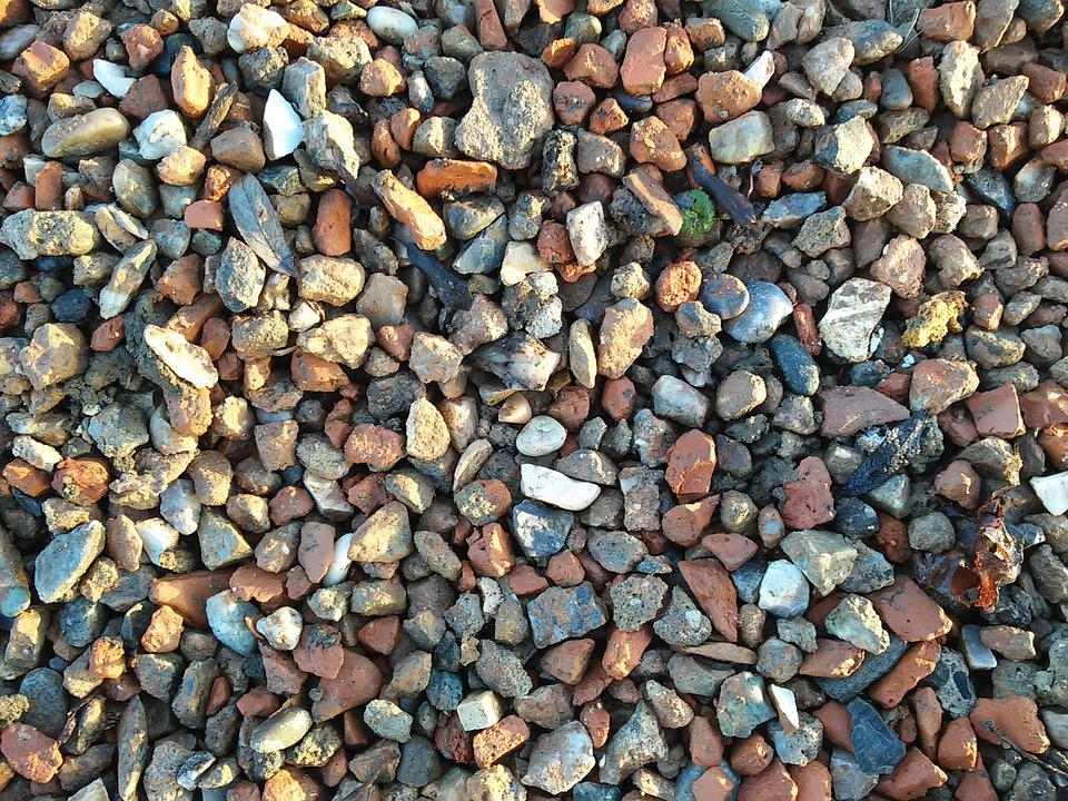 Stones, Pebble, Colorful, Many, Pattern, Background