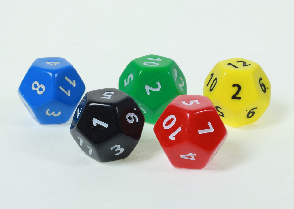 Cube, Number Cube, Color, Play, Colorful