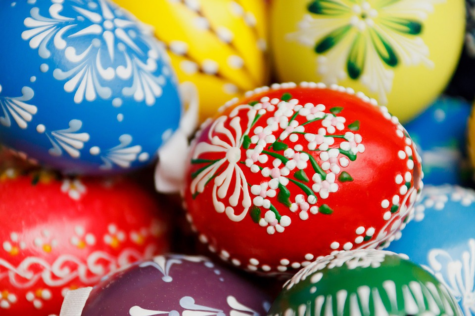Seasonal, Traditional, Colored, Colorful, Color, Egg