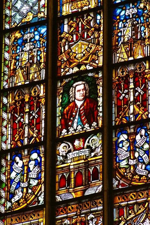 Window, Church, Church Window, Glass, Colorful